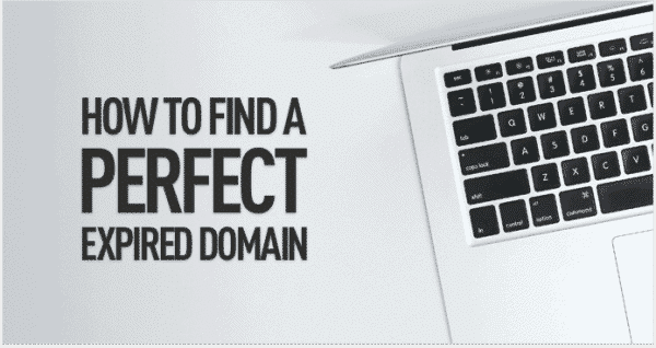 Expired Domain Choose A Blog Name