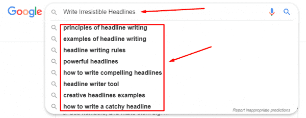 How To Create Amazing Blog Headlines