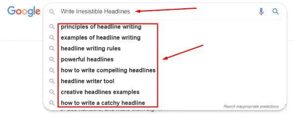 How To Create Amazing Blog Headlines