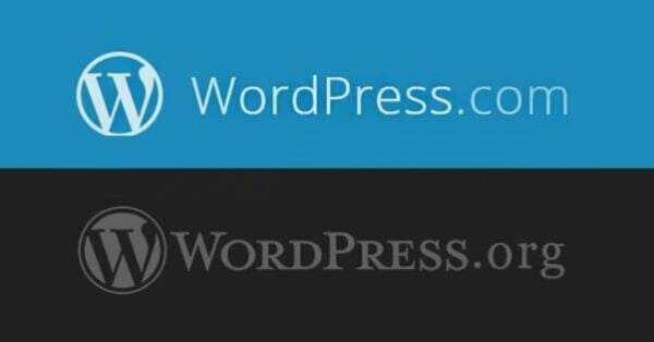 Self Hosted WordPress Blog Differences Between WordPress.com and WordPress.org