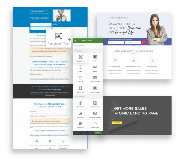 Thrive Architect Excellent WordPress Theme for SEO Agency