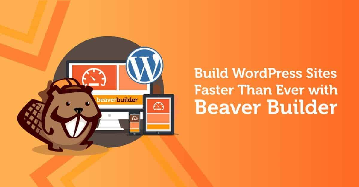 Beaver Builder Black Friday Cyber Monday Deal