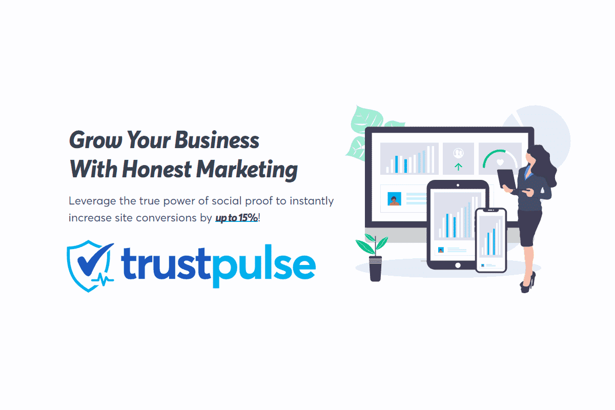 TrustPulse Black Friday Cyber Monday Discount