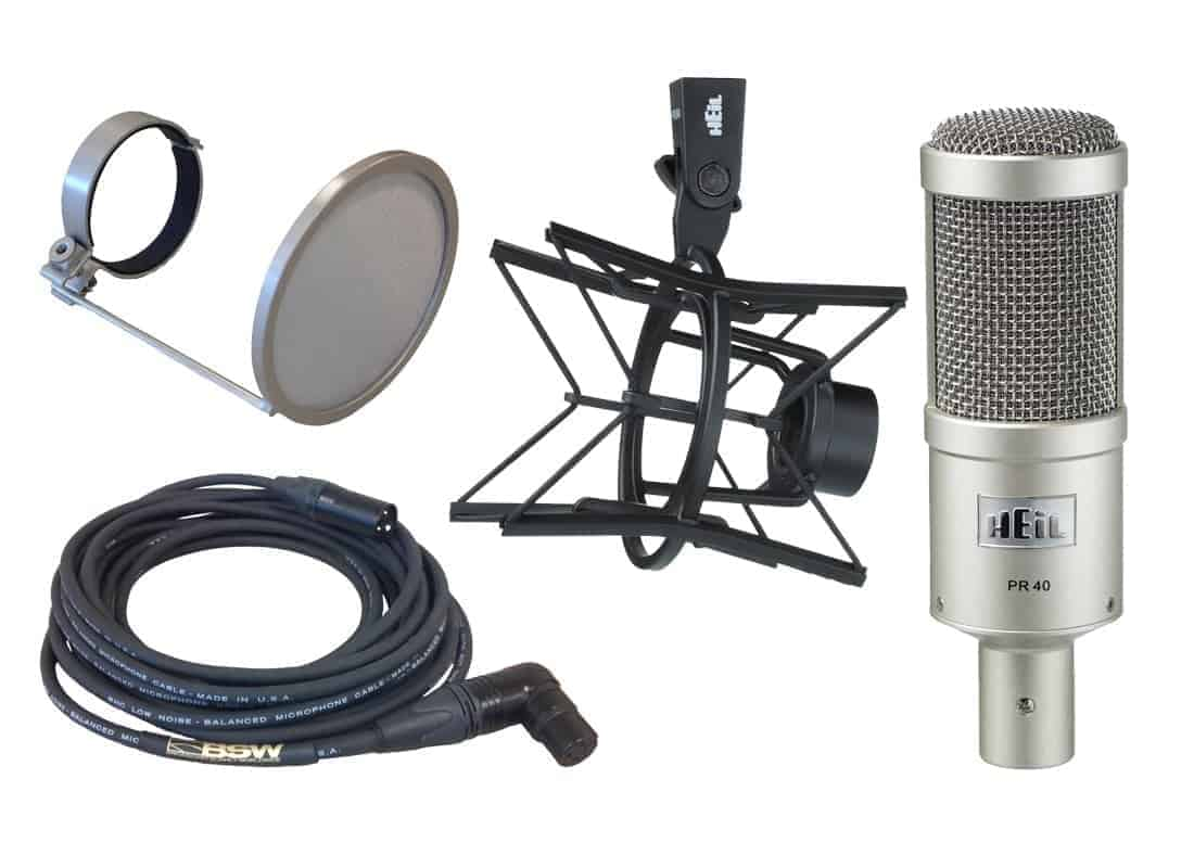 Heil Sound Podcast Equipment Packages