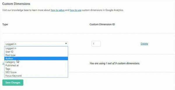 How To Setup MonsterInsights For Author Tracking
