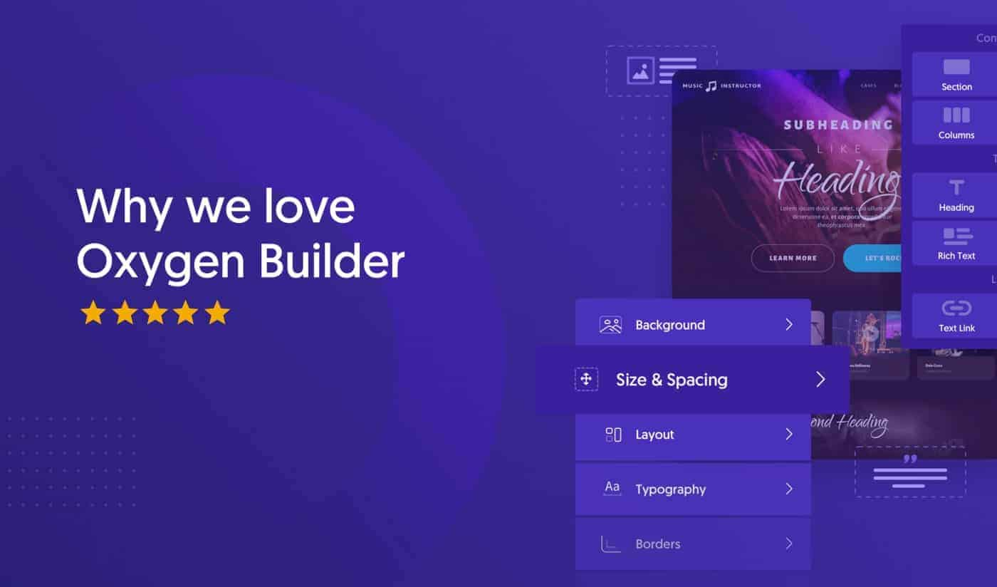 Oxygen Builder Review: Best Visual Builder For WooCommerce And Gutenberg