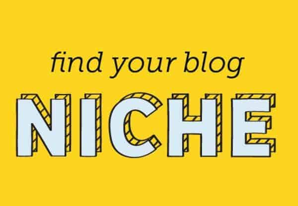 Find Your Blog Niche