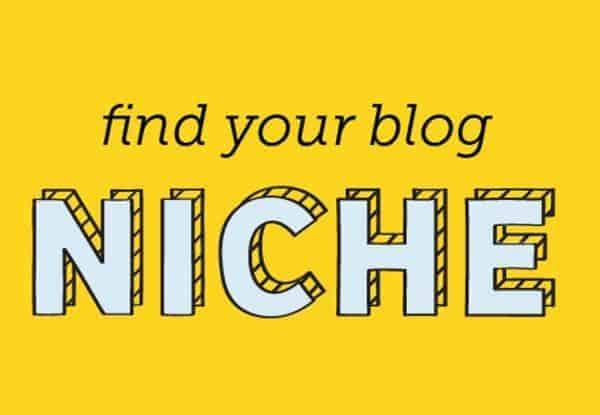 Find Your Blog Niche