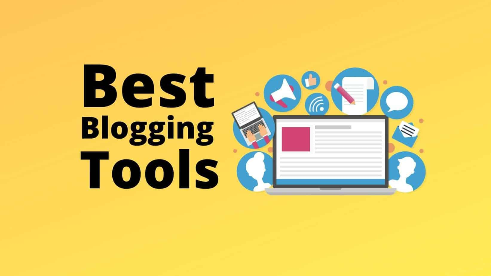 Blogging Stack: 14 Blogging Tools To Help You Become A Better Blogger