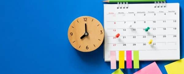 Build A Schedule When Working At Home