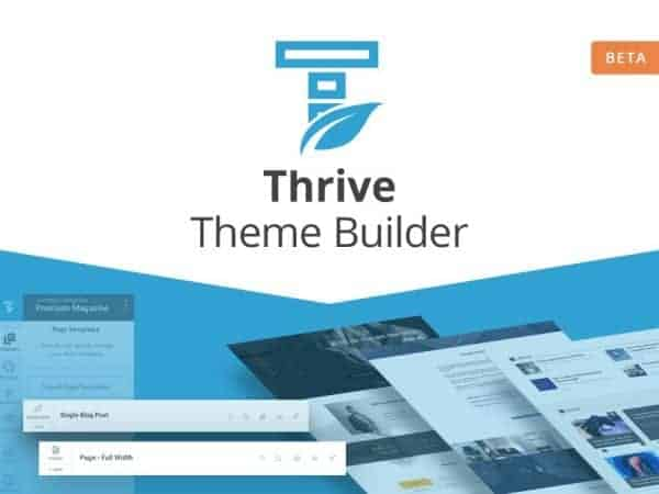 Thrive Themes Builder Review: A Revolutionary Powerful WordPress ...