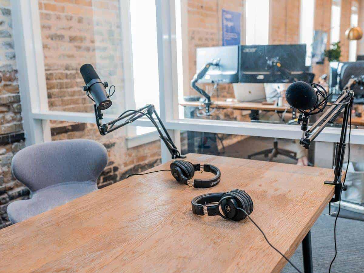 Podcast Equipment For Beginners