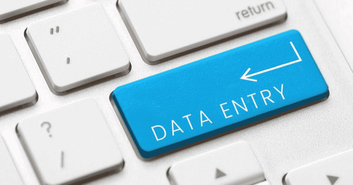Data Entry Freelance Works