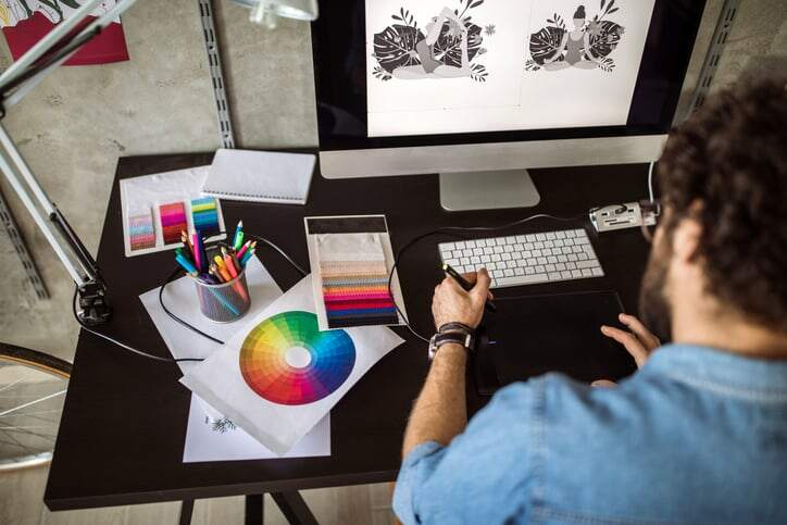 Graphic Designer Gig