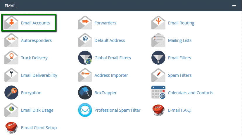 Email Hosting Creation In cPanel Hosting