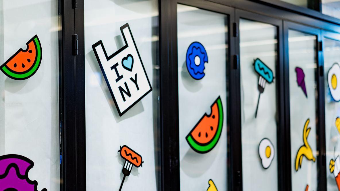 Sticker marketing for Startups